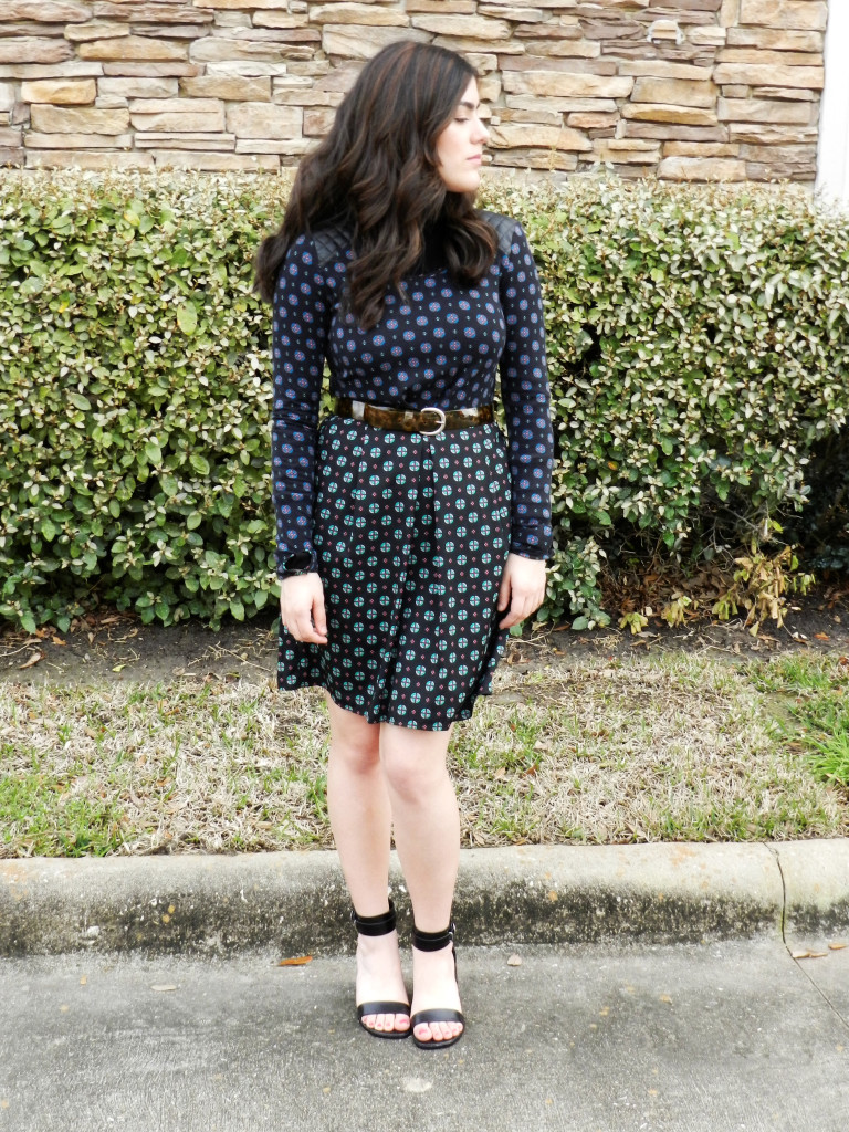 Patterned Dress 7
